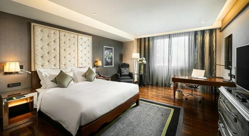khách sạn 5 sao Hà Nội 2