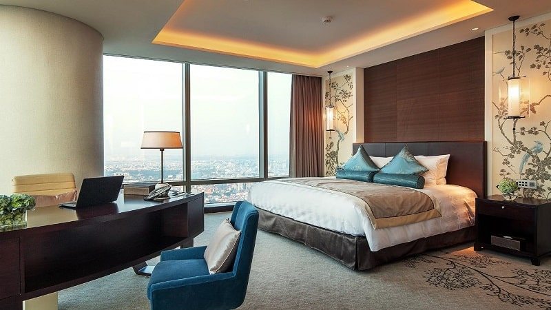 khách sạn 5 sao Hà Nội 4