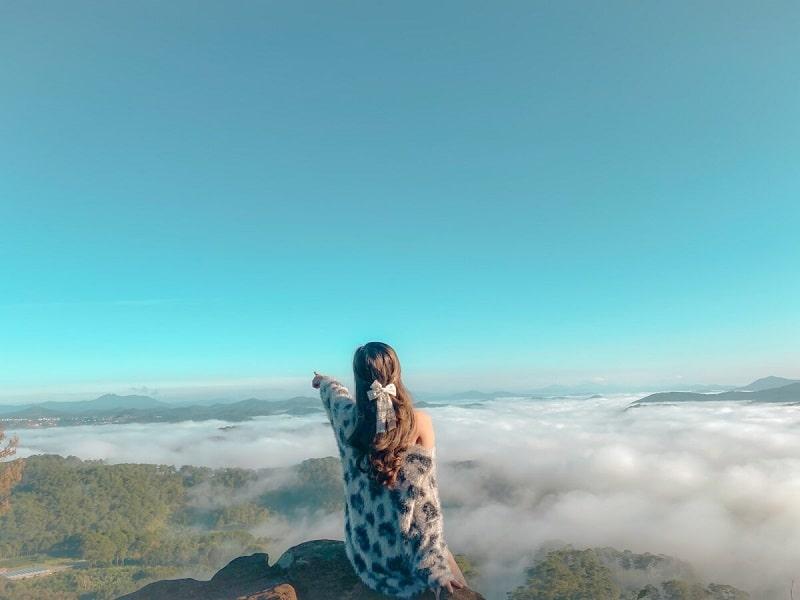 Săn mây Đà Lạt 4