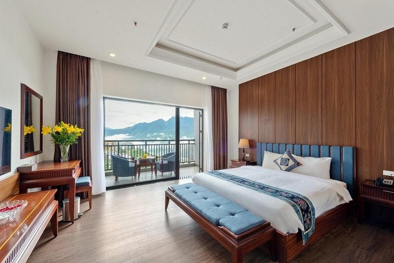 Khách sạn Sapa Bamboo 1