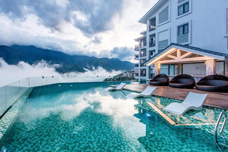 Khách sạn Sapa Bamboo 2