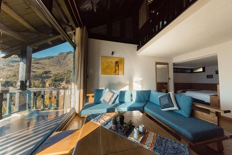 Khách sạn Sapa Jade Hill Resort & Spa 1