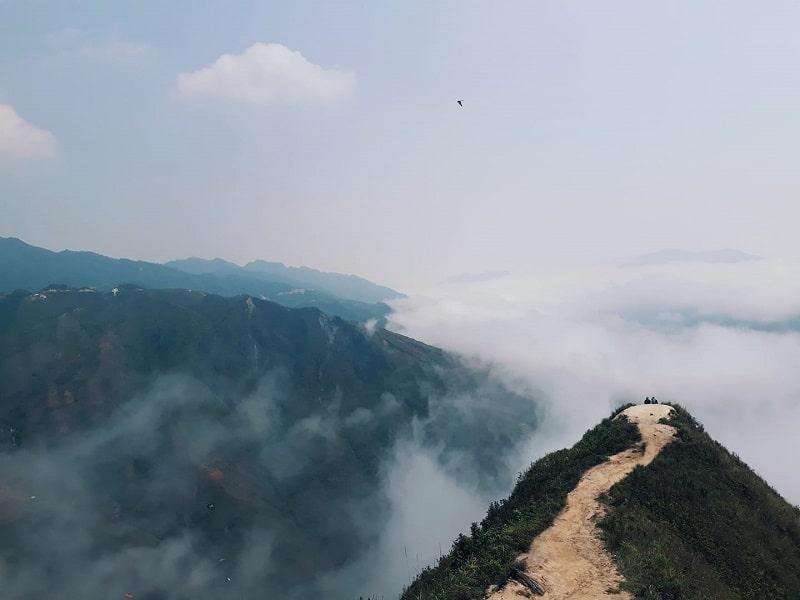 Săn mây Tà Xùa ở đâu?